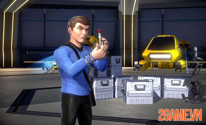 Star Trek: Legends - Du hành vũ trụ cùng phi hành đoàn quen thuộc 4