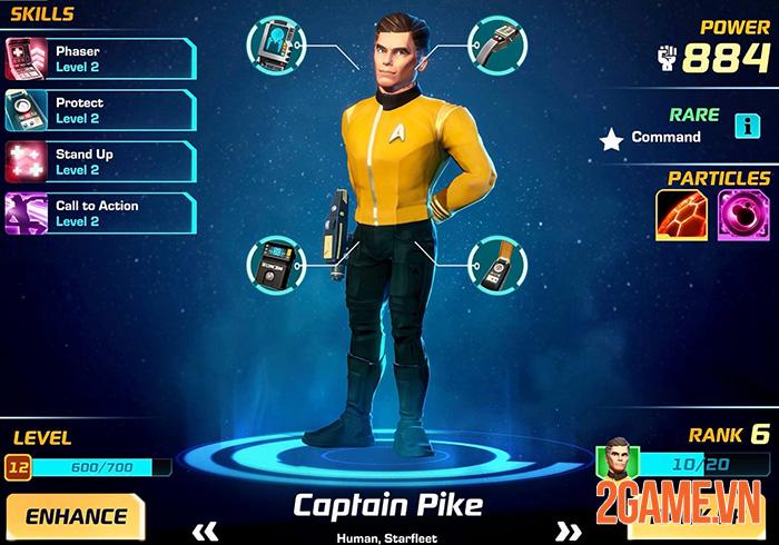 Star Trek: Legends - Du hành vũ trụ cùng phi hành đoàn quen thuộc 6