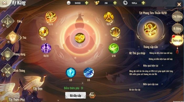 Thiên Long Kỳ Hiệp - game kiếm hiệp chính tông được VGP mang về Việt Nam 5