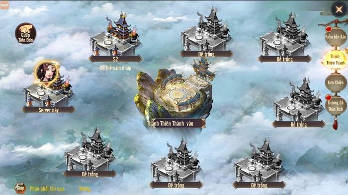 Thiên Long Kỳ Hiệp - game kiếm hiệp chính tông được VGP mang về Việt Nam 7