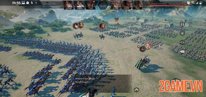 Đánh giá Epic War: Thrones - Siêu phẩm chiến thuật với lối chơi cực khó 4
