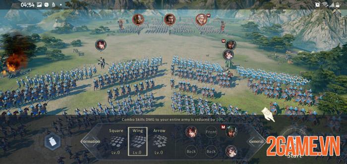 Đánh giá Epic War: Thrones - Siêu phẩm chiến thuật với lối chơi cực khó 3