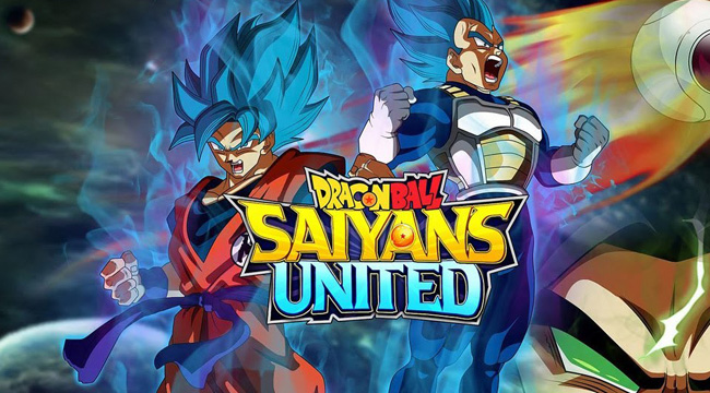 Cận cảnh Dragon Ball: Saiyans United – Game đấu tướng trên không chuẩn 7 Viên ngọc rồng