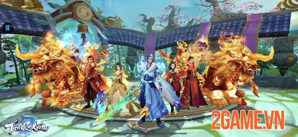 Thiên Long Kiếm 2
