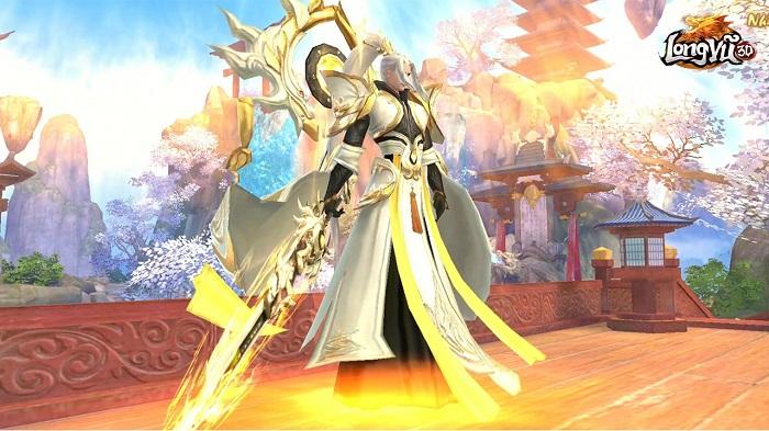 Tặng 100 giftcode game Long Vũ 3D Funtap mừng chính thức ra mắt 1