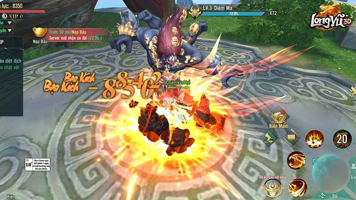 Tặng 100 giftcode game Long Vũ 3D Funtap mừng chính thức ra mắt 4
