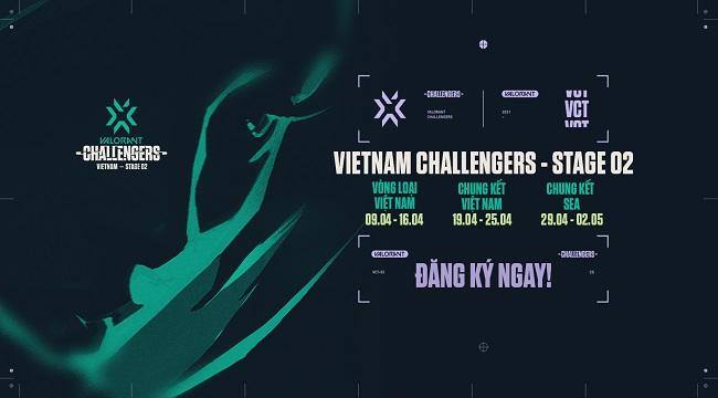 Giải Esports VALORANT đầu tiên của Việt Nam sẵn sàng bước vào vòng loại