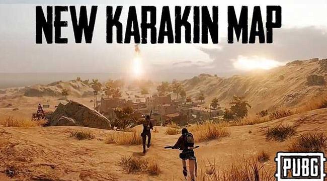 Bản đồ mới Karakin chính thức ra mắt game thủ PUBG Mobile