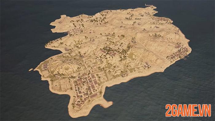 Bản đồ mới Karakin chính thức ra mắt game thủ PUBG Mobile 1