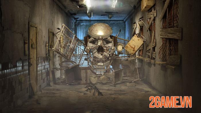 True Fear: Forsaken Souls - Tựa game không dành cho game thủ yếu tim 4
