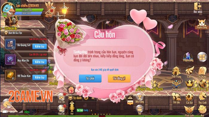 Cộng đồng game thủ Liên Minh Mạo Hiểm hí hửng khoe khoang hôn lễ cực chất 2