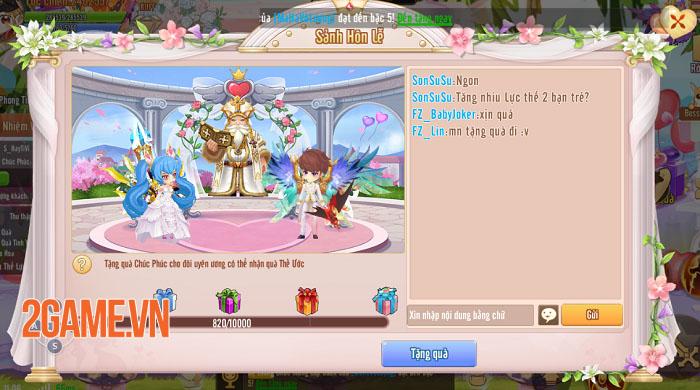 Cộng đồng game thủ Liên Minh Mạo Hiểm hí hửng khoe khoang hôn lễ cực chất 5