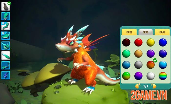 Monster Maker - Game tự thiết kế quái vật và phong cách chiến đấu riêng 1