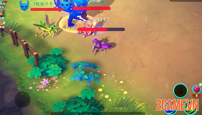 Monster Maker - Game tự thiết kế quái vật và phong cách chiến đấu riêng 3