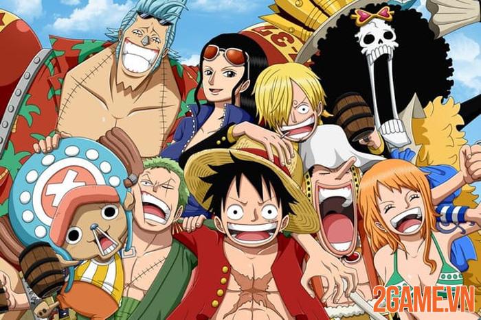 Thời Đại Hải Tặc - Băng qua biển khơi với game One Piece made in Vietnam 1