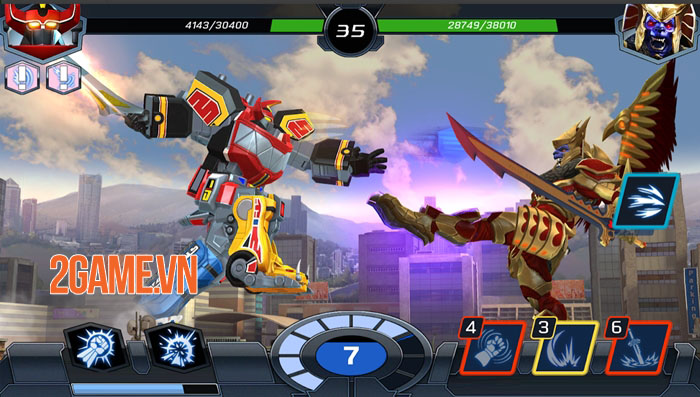 Top 10 tựa game siêu anh hùng lôi cuốn nhất dành cho Android 3