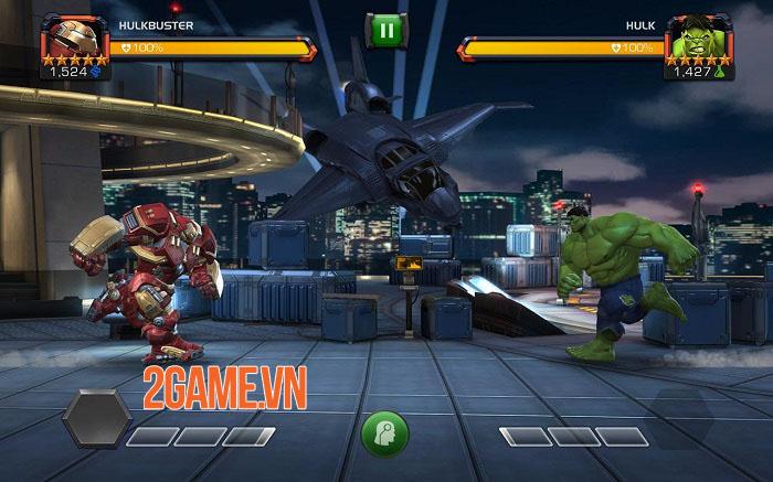 Top 10 tựa game siêu anh hùng lôi cuốn nhất dành cho Android 4