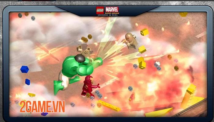 Top 10 tựa game siêu anh hùng lôi cuốn nhất dành cho Android 6