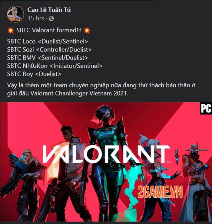 Vòng chung kết Valorant Challengers Vietnam gồm nhiều cái tên sáng giá 2