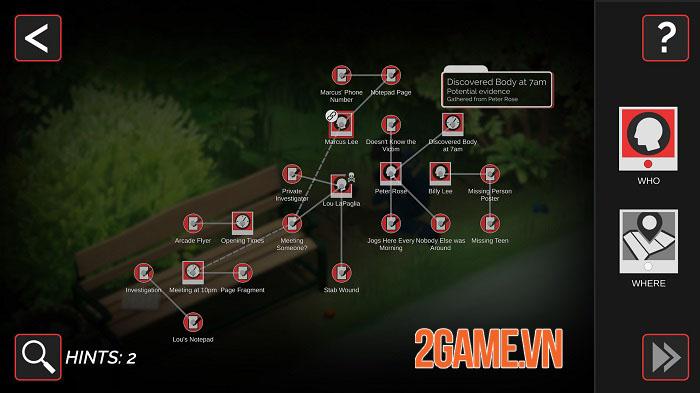Murder Mystery Machine - Game giải đố trinh thám thách thức suy luận 3
