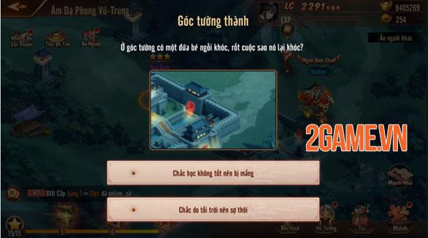 Game thủ có thể trông đợi điều gì ở Tân OMG3Q VNG? 7