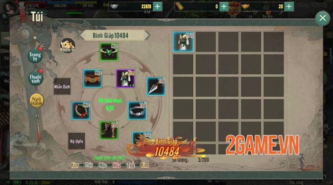 Bí kíp tăng sức mạnh trong Võ Lâm Truyền Kỳ 1 Mobile 3
