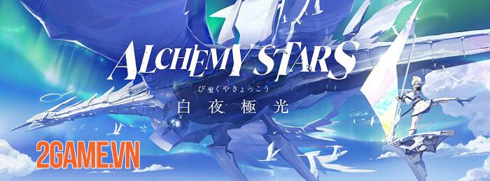 Alchemy Stars - Game nhập vai chiến thuật mới nhất từ ông lớn Tencent 0