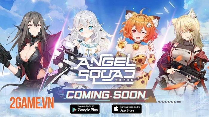 Angel Squad - Game anime kết hợp hoàn hảo giữa Shooter và RPG 3