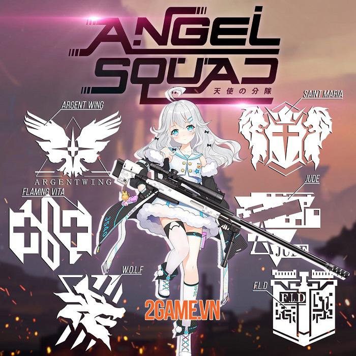Angel Squad - Game anime kết hợp hoàn hảo giữa Shooter và RPG 2