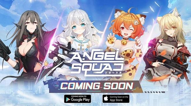 Angel Squad – Game anime kết hợp hoàn hảo giữa Shooter và RPG