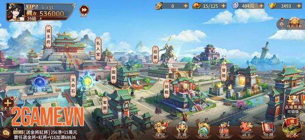 Cộng đồng game thủ Việt Nam đã thích mê Tân OMG3Q VNG từ lâu 0