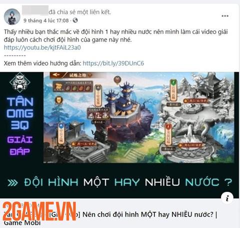 Cộng đồng game thủ Việt Nam đã thích mê Tân OMG3Q VNG từ lâu 3