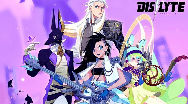 Dislyte Mobile – Khi nhạc Rock dung hợp vào game nhập vai hành động