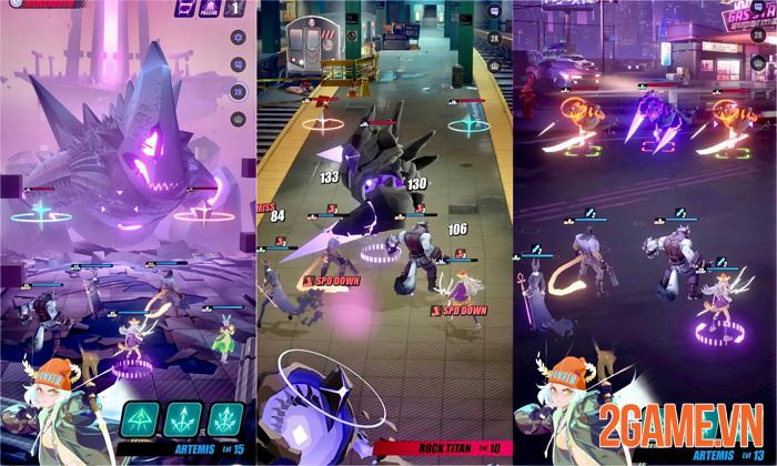 Dislyte Mobile - Khi nhạc Rock dung hợp vào game nhập vai hành động 3