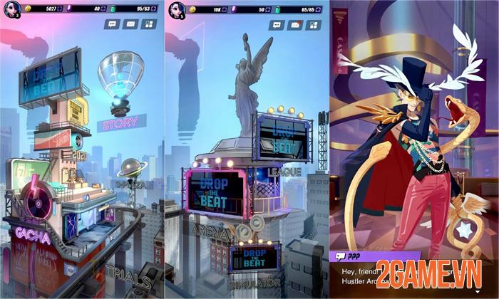 Dislyte Mobile - Khi nhạc Rock dung hợp vào game nhập vai hành động 5