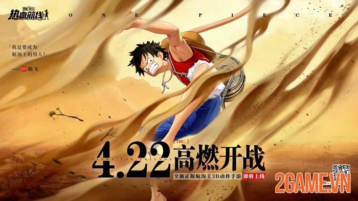 One Piece Fighting Path - Bom tấn mobile chính thức ra mắt trong tháng 4 5