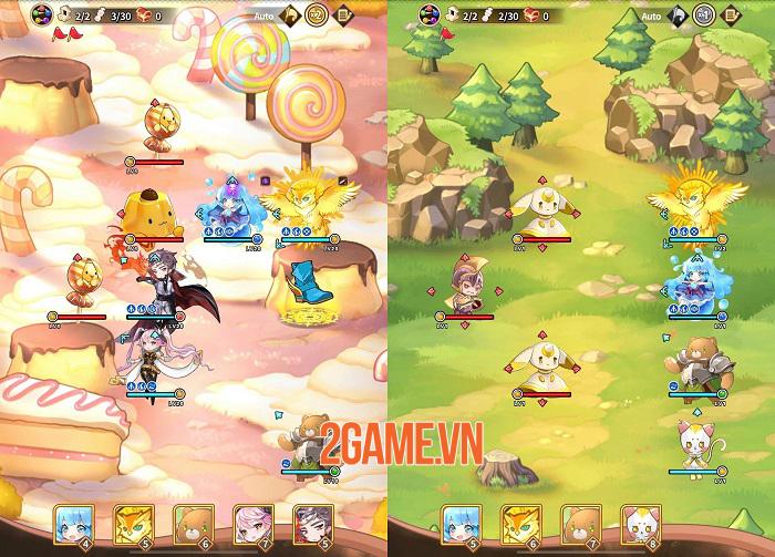 Luna Storia: RE - Game nhập vai chiến thuật theo lượt với kiểu tấn công độc đáo 3