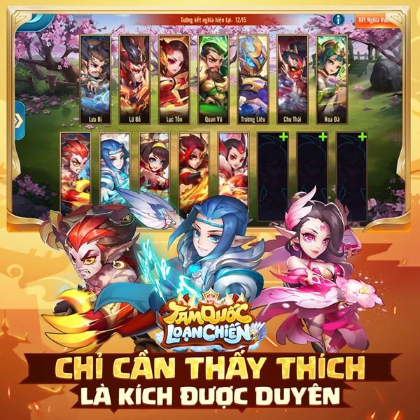 NPH Funtap sẽ cho ra mắt tựa game cực độc Tam Quốc Loạn Chiến trong tháng 4 0