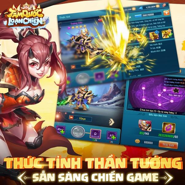 NPH Funtap sẽ cho ra mắt tựa game cực độc Tam Quốc Loạn Chiến trong tháng 4 1