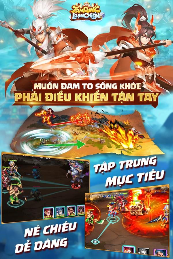 NPH Funtap sẽ cho ra mắt tựa game cực độc Tam Quốc Loạn Chiến trong tháng 4 2