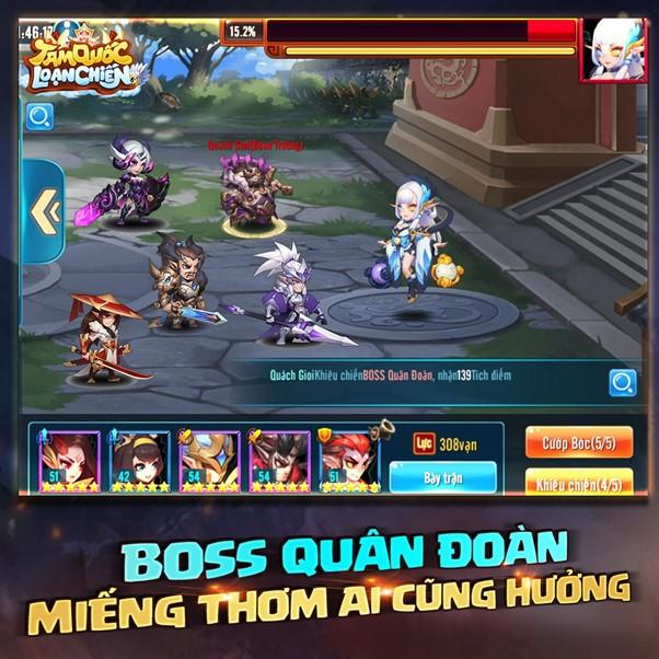 NPH Funtap sẽ cho ra mắt tựa game cực độc Tam Quốc Loạn Chiến trong tháng 4 4