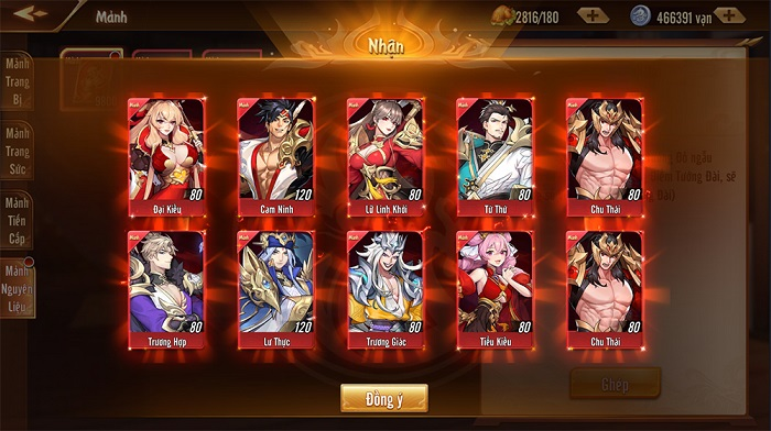 Game đấu tướng thế hệ mới Tân OMG3Q VNG bất ngờ công bố ngày ra mắt 1