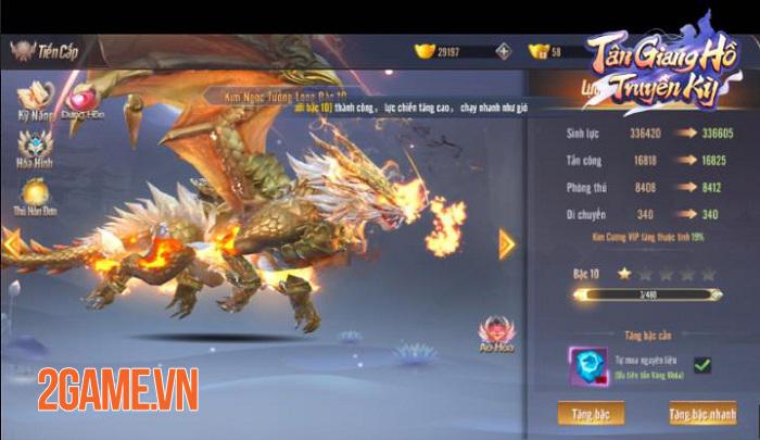 Tân Giang Hồ Truyền Kỳ - Đồ họa HD sắc nét, cách chơi cộng đồng hoàn toàn mới 1