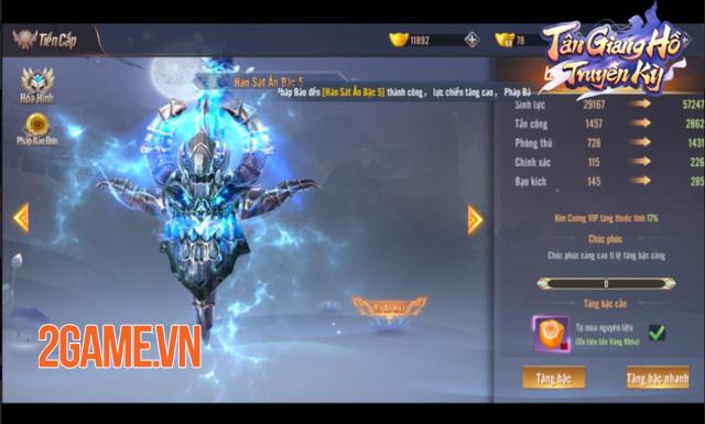 Tân Giang Hồ Truyền Kỳ - Đồ họa HD sắc nét, cách chơi cộng đồng hoàn toàn mới 2