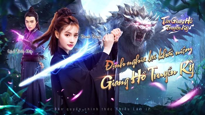 Tân Giang Hồ Truyền Kỳ - Đồ họa HD sắc nét, cách chơi cộng đồng hoàn toàn mới 4