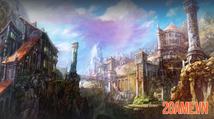 Cabal Red - Dự án điên rồ hay bước đột phá mới của game mobile 6