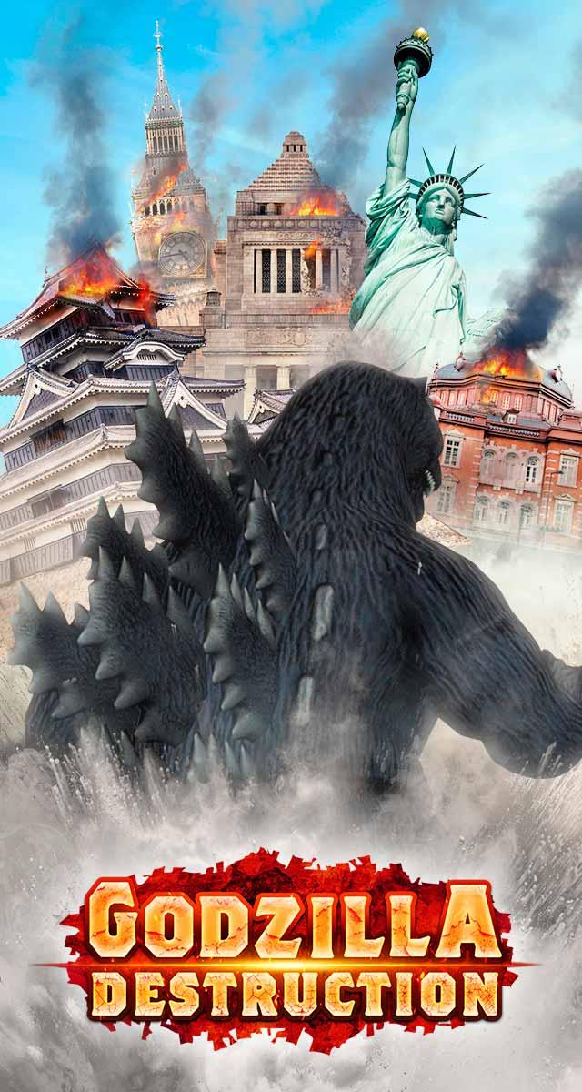 Godzilla Destruction - Trở thành Vua của các quái vật trong game mobile kaiju 1
