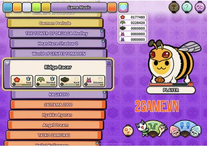 Taiko no Tatsujin Pop Tap Beat - Tựa game đánh trống vui nhộn, đầy màu sắc 0