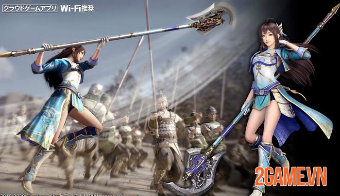 Dynasty Warriors 9 Mobile - Bom tấn hành động mobile chính thức kích nổ 5