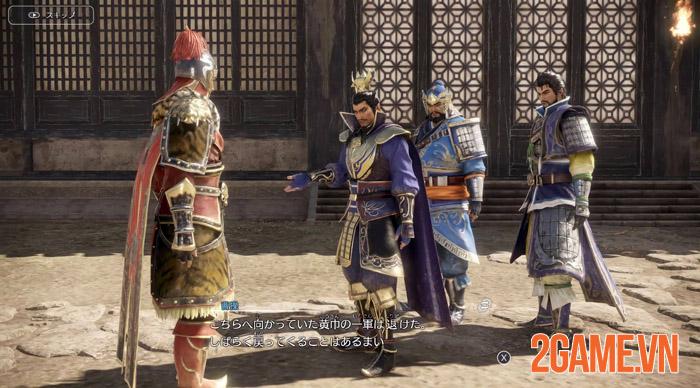 Dynasty Warriors 9 Mobile - Bom tấn hành động mobile chính thức kích nổ 4